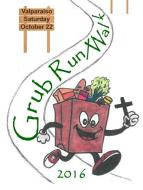 GRUB RUN 5K RUN/WALK - FIRST CHRISTIAN CHURCH