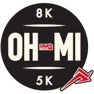 DAVE'S OHIO-MICHIGAN 8K & 5K