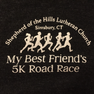 My Best Friend's 5k Road Race