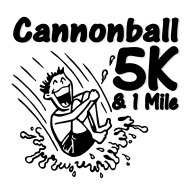 Cannonball 5K and 1 Mile Run/Walk