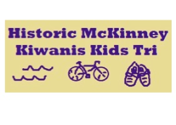 Historic McKinney Kiwanis Kids Triathlon