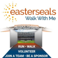 Easter Seals Walk With Me & 5K Run