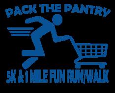 PACK THE PANTRY 5K & 1 MILE FUN RUN/WALK