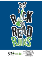 WTTS Rock To Read Run Presented by Kaplan University - Downtown