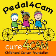 Pedal4Cam Bike Ride for Childhood Cancer