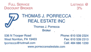 Thomas J. Porrecca Real Estate Inc.
