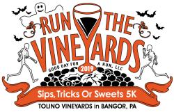 Run the Vineyards - Sips, Tricks or Sweets 5K