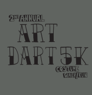Art Dart 5K Costume Run