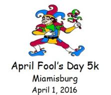 April Fool's Day 5k
