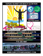 Two Town 5K Beach Glow Run