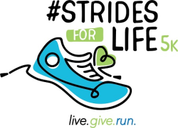 Virtual Strides for Life 5K