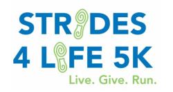 Strides for Life 5k