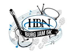 1st Annual HBN Burg Jam 5K Charity Run