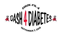 Chick-fil-A Dash for Diabetes