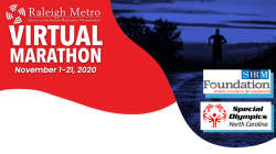 Raleigh Metro SHRM Virtual Marathon