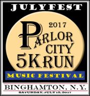 Parlor City 5K