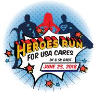 Heroes Run 3K & 5K Run/Walk