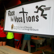 Run/Walk for Vocations is currently rescheduled to Fall 2017 or Spring 2018 due to low participation