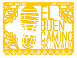 El Buen Camino 5K and 1 Mile Walk 2018