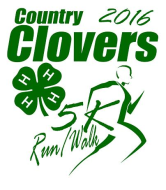 Country Clovers 5K
