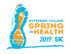 Kettering College SPRING INTO HEALTH 5k