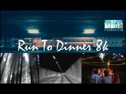 Run to Dinner 8K - Mystery Trail Run