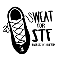 Sweat for STF UMN 5K