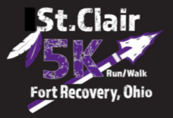 ST. CLAIR RUN/WALK 5k