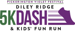 Violet Festival 5k Dash and Kid's Fun Run