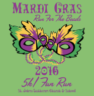 Run for the Beads 5k & 1 Mile Crawfish Crawl