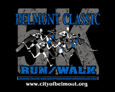 Belmont Classic 5k and 1k dash