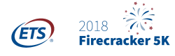 YWCA Princeton ETS Firecracker 5K