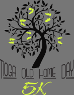 Tioga Old Home Day 5k