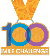 The 100 Mile Challenge Virtual Run
