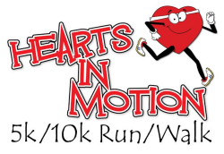 Compassionate Heart Ministries- Hearts in Motion 5k Run/Walk & 10K Run