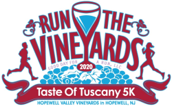 Run the Vineyards - Hopewell Valley 5K