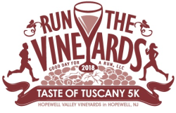 Run the Vineyards - A Taste of Tuscany 5K
