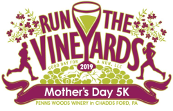 Run the Vineyards - Mothers Day 5K (Saturday)