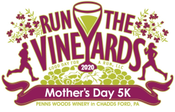 Run the Vineyards - Mother's Day 5K