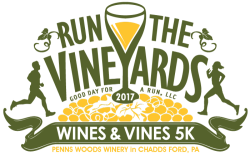 Run the Vineyards - Wines and Vines 5K (Saturday)