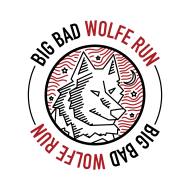 Big Bad Wolfe Run Logo