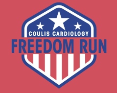 Coulis Cardiology Freedom Run