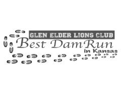 Glen Elder Fun Run - Best Dam Run in Kansas!