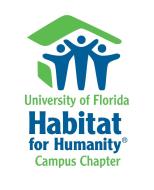 UF Habitat for Humanity Haunted Hustle 5K Run and Walk