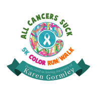 All Cancers Suck 5K ONLINE CLOSED Reg and packets Friday 5-7 p or sat 8-9:15 a