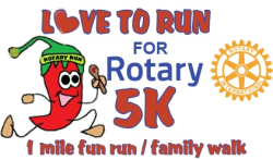 Love to Run for Rotary