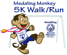Medaling Monkey 5K Walk/Run