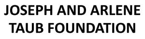 Joseph and Arlene Taub Foundation