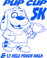 Pup Cup 5k & Pouch Walk