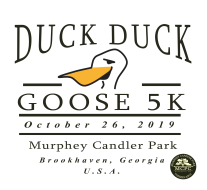 2019 Brookhaven Duck Duck Goose 5K and 1-Mile Fun Run